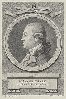 Heinrich August Ottokar Reichard