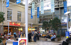 Halifax Stanfield International Airport - Departures area