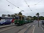 HKL tram line 10 at Ooppera.jpg