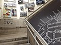 HK 上環 Sheung Wan 必列者士街 Bridges Street 香港新聞博覽館 Hong Kong News Expo museum interior stairs November 2019 SS2 06.jpg