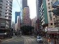 HK 灣仔道 Wan Chai Road 莊士敦道 Johnston Road 中匯大樓 Chung Wui Mansion January 2019 SSG.jpg