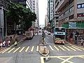 HK 香港電車遊 Tram tour view 灣仔 Wan Chai 莊士頓道 Johnston Road 周日早晨 Sunday morning June 2019 SSG 50.jpg