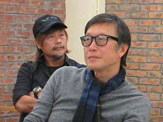 Andrew Lau Hong Kong film director, cinematographer and producer