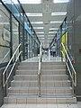 HK Sheung Wan 中源廣場 Midland Plaza 中源中心 Midland Centre 26 shopping mall interior stairs Aug-2010.JPG