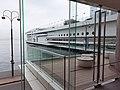 HK TST 尖沙咀 Tsim Sha Tsui 海港城 Harbour City mall view 維多利亞海港 Victoria Harbour March 2020 SS2 02.jpg