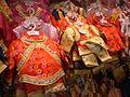 HK Tsuen Wan Sunday Hau Tei Square 8 Chinese New Year Clothing.JPG