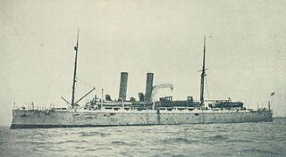 HMS <i>Vulcan</i> (1889) 1889 ship