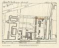 HUA-212070-Plattegrond van het terrein tussen de Rijnlaan Croeselaan Jutfaseweg Westravenstraat te Utrecht met weergave van de bestaande en ontworpen straten met.jpg
