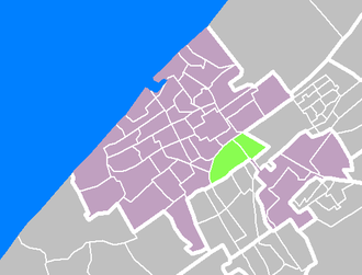 Laak, The Hague - Laak in The Hague.