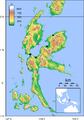 Habroptila wallacii halmahera map.png