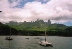 Ua Pou - Image: Hakahau