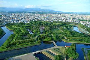 Hakodate, Hokkaido - Goryōkaku