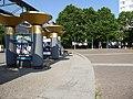 Halensee Henriettenplatz Säulenkolonaden.jpg