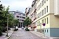 Halle (Saale), Adam-Kuckhoff-Straße, southern part.jpg