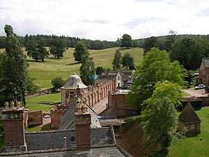 Goathurst - Image: Halswell House, Goathurst geograph.org.uk 502366