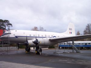 Allied Museum - Handley Page Hastings