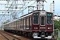 Hankyu 8002f Semi Exp Umeda 20190830.jpg