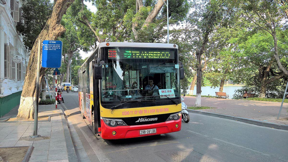 Buses In Hanoi