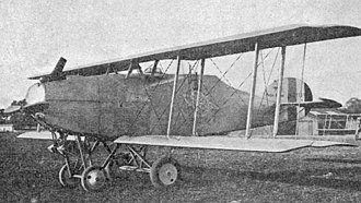 Hanriot HD.18 - Image: Hanriot HD.18 L'Aéronautique November 1921