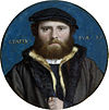 Hans Holbein the Younger - Hans of Antwerp (Victoria and Albert Museum).JPG