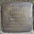 Hans Konrad Leipelt - Mannesallee 20 (Hamburg-Wilhelmsburg).Stolperstein.nnw.jpg