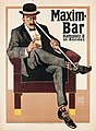 Hans Rudi Erdt - Maxim-Bar - Karlsplatz 8 im Rondell, 1907.jpg
