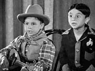 "Carl Switzer - Brothers Harold Switzer and Carl ""Alfalfa"" Switzer"