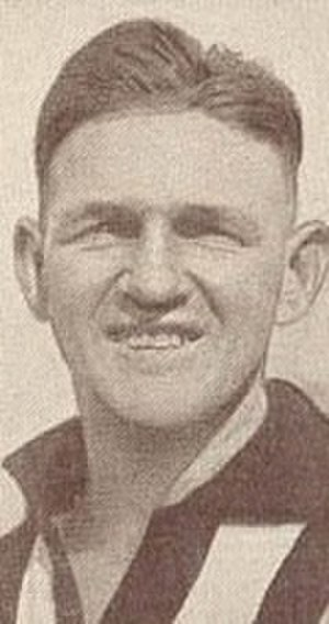 1936 VFL Grand Final - Harry Collier captained Collingwood to victory in the 1936 Grand Final