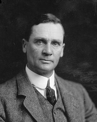 Harry Ell - Harry Ell in October 1914