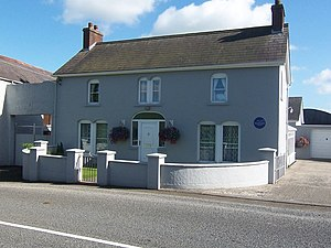 Harry Ferguson - Harry Ferguson's birthplace