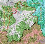 Harta de localizare Judetul Zywiec.jpg