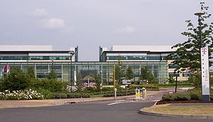 T-Mobile - T-Mobile at Hatfield Business Park