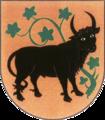 Hauptsatzung Barlachstadt Güstrow 2006 Wappen.png