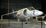 Hawker Siddeley XV-6A Kestrel, National Museum of the US Air Force, Dayton, Ohio, USA. (44709355010).jpg