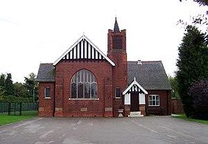 Healing, Lincolnshire - Healing Methodist church, 1906 (2005)