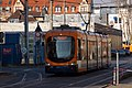 Heidelberg - Karl-Metz-Strasse - Bombardier RNV6 - RNV 4157 - 2019-02-06 14-06-00.jpg