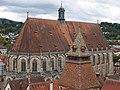 Heilig-Kreuz-Münster Schwäbisch Gmünd von Johanniskirche.jpg