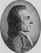 Heinrich Pfenninger: Johann Heinrich Pestalozzi (Zentralbibliothek Zürich). (Quelle: Wikimedia)