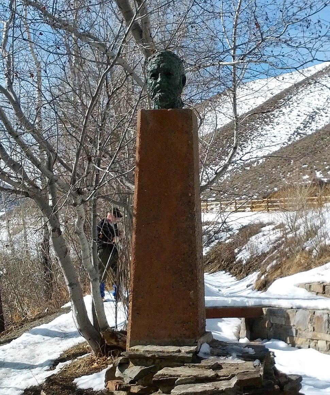 Hemingway Memorial Sun Valley