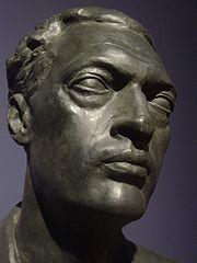 Portrait of Kazimierz Wierzyński