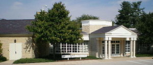 Herbert Hoover Presidential Library and Museum - Image: Herbert Hoover Presidential Library 003