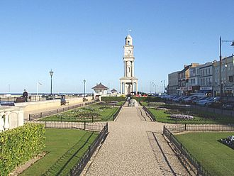 Herne Bay - Clock Tower, Herne Bay
