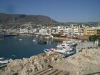 Grecja - Kreta, Limin Chersonisu, Stalida, Widok z