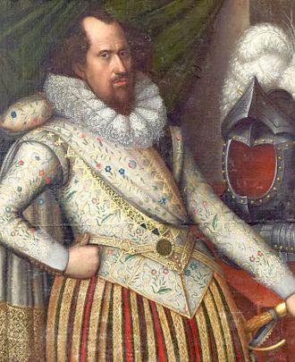 Ulrik of Denmark (1578–1624) - Image: Hertug Ulrik