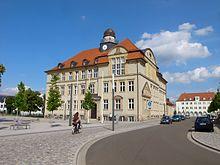 Hochschule Anhalt Wikipedia