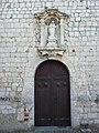 Heuringhem (Pas-de-Calais, Fr) église Saint-Riquier (03) portail.JPG