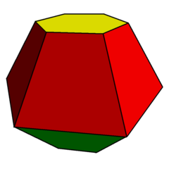 Hexagonal bifrustum