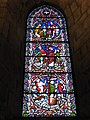 Hexham Abbey - stained glass window - geograph.org.uk - 1583752.jpg