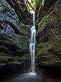 Hidden Falls, Myrtle Gully, Hobart Tasmania.jpg