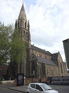 High Pavement Chapel Church in England